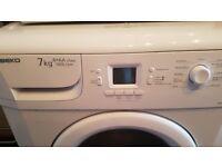 Beko white washing machine