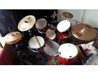 Pearl Vision SST All Birch Kit