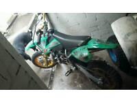 KTM 50 REPLICA not yamaha suzuki Honda quad
