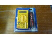 Multimeter new