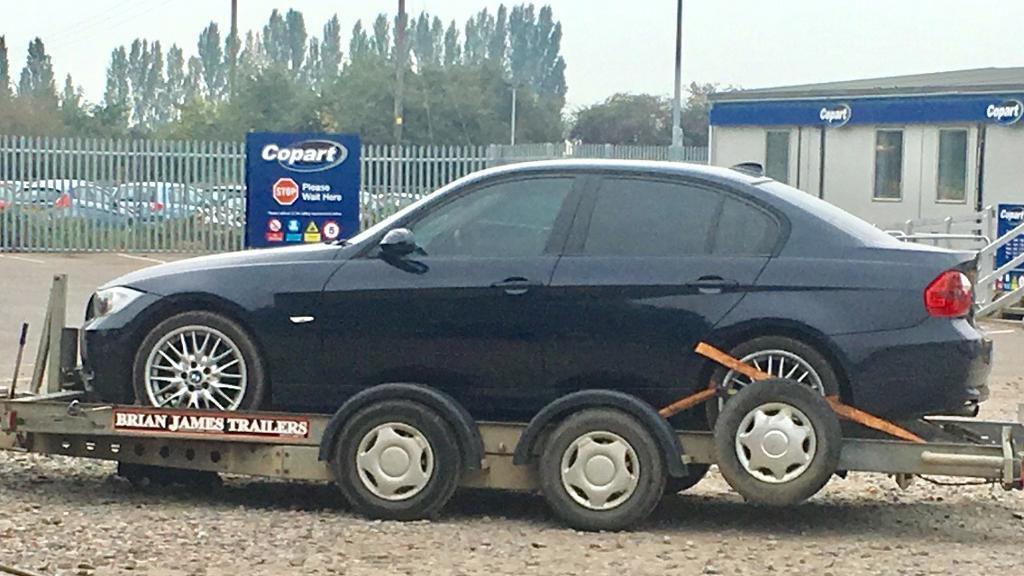 Copart car recovery Vehicle collection Transport Delivery Towing ...