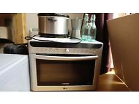 Microwave Oven LG Solar Dom