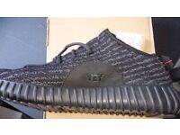 Adidas Yeezy Boost uk size 9 Pirate Black