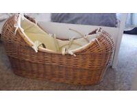 Cute mossie basket