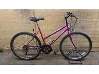 "Ladies bike APOLLO PULSE Frame 18"""