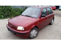LHD nissan micra , we have more left hand drive ---15 cheap cars on stock---