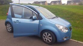 Vauxhall Agila 1.2 very good little car!!