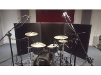 Tama Superstar 5 piece with Star Classic snare (brushed charcoal black)