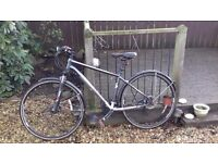 Trek ds 8.4 adults bike suit height 5.6-6ft. Very good condition. Rides well