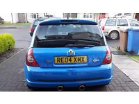 "Renault Clio 182 - ""Full Fat"" with both cup packs and many high-end extras"