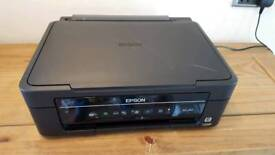 Epson all in one printer - no ink