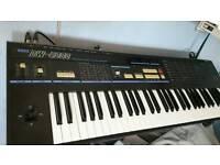 Korg DW6000 vintage analog hybrid synthesizer