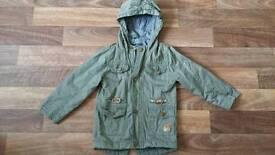 Boys hooded jacket 18-24m
