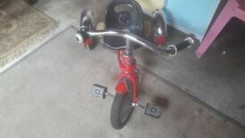 Childrens retro trike. GOOD CONDITION. My little girl loved this works perfect