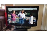 """TV LCD Samsung 37"""" HD Ready with FREEVIEW - can deliver"""
