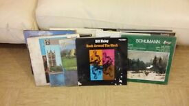 Vinyl Classical Records 50's 60's 70's Large collection all for £250