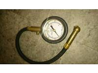 Blue point tyre pressure gauge