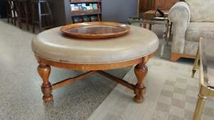 Funky Large Coffee Table Ottoman