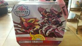 Large Bakugan toy bnib