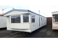 BARGAIN £12995 REDUCED CHEAP STATIC SITE FEES INCLUDED CARAVAN NORTH SHORE PARK SKEGNESS COASTFIELDS