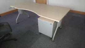 Office Desks - Height Adjustable - 7 for sale