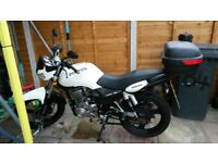 zontes panther 125 16 plate mot till 2019 nice first leaner bike