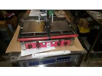 Commercial catering costa coffee panini grill Almost new