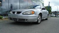 2003 Pontiac Grand Am SE LOW KMS / CRUISE CONTROL / A/C