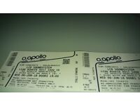 1 x LCD Soundsystem Ticket Manchester Wed 6th June