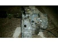 seat alhambra vw sharan ford galaxy 6 speed gearbox