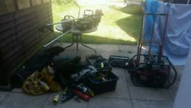 Car boot items