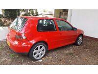 VW Golf mk 4 gt tdi