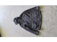 Craghoppers AquaDry waterproof jacket in Grey size medium