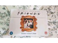 Friends complete dvd boxset