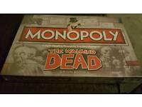 Walking Dead Monopoly Brand new still sealed