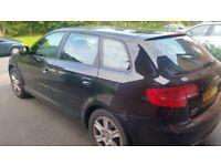 Audi A3 1.6 SE TDI 5 Door Fuel Efficent £20 Road Tax