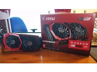 MSI RX 480 8GB Gaming X Edition