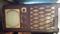 Antique 1948 Admiral TV
