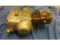 Honda c90 engine 12v gb6 engine