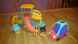 Bing and flop play set