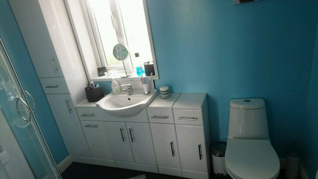 Bathroom furniture set, vanity unit, basin, tap, toiletin Moortown, West YorkshireGumtree - Good condition, selling because get new ones. Open to offers. SMS or message only. Collection in LS17