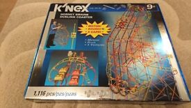Knex Hornet Swarm Roller Coaster - Clean and Complete