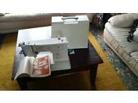 Singer solaris portable sewing machine