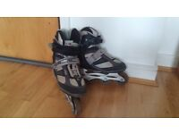 Inline Skates for Men Size UK 7.5, EU 41