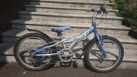 Boys Bike - Very Good Condition, 6 speed shimano gears, alloy brakes / wheels, suit 5 - 8yr old