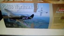 Hanger 9 p40b warhawk 50