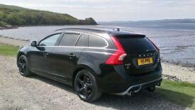 Volvo V60 - D5 AWD (Polestar Upgrade) 2013 R-Design