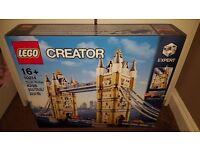 LEGO Creator 10214, Tower Bridge. Brand New & Sealed