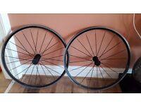 FSA Vision Team 25 Clincher Wheelset Shimano 11 SPD compatible
