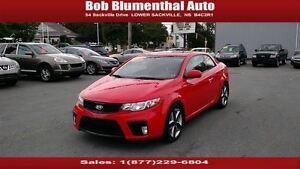 2011 Kia FORTE KOUP SX 6-sp GL Auto ($57 weekly, 0 down, all-in,